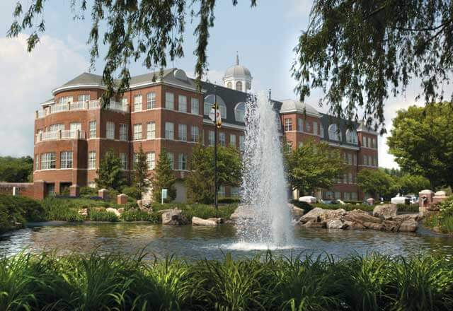 Johns Hopkins Greenspring location image