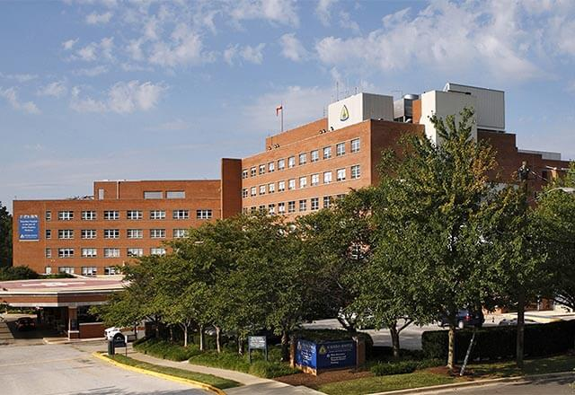 Suburban Outpatient Medical Center