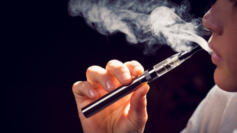 Evidence Linking 'Vaping' to Increased Odds of Asthma and COPD
