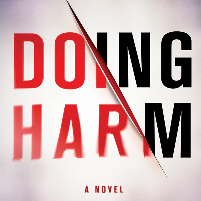 Doing Harm book title