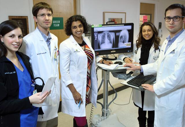 Johns Hopkins Bayview Internal Medicine Residency Program