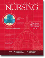 Read the latest issue of Hopkins Nurse