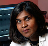 Pediatric HIV expert Deborah Persaud, M.D.