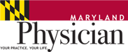 Maryland Physician Magazine logo