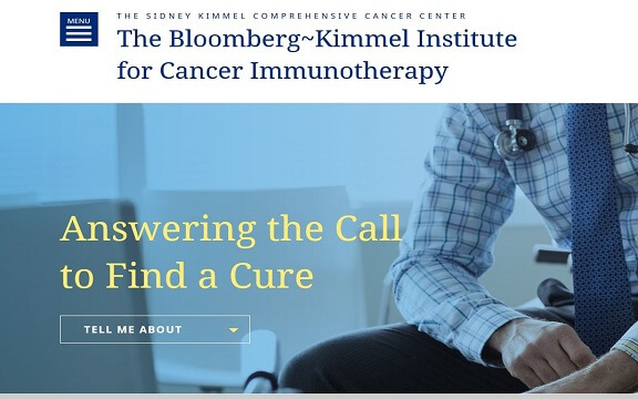 Bloomberg~Kimmel Institute
