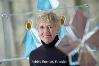 Bobbie Burnett, Founder of The Caring Collection