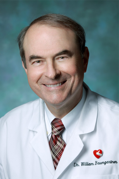 William Baumgartner, MD