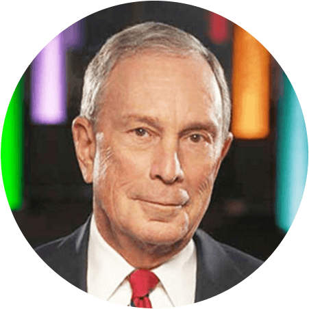 image of Michael R. Bloomberg