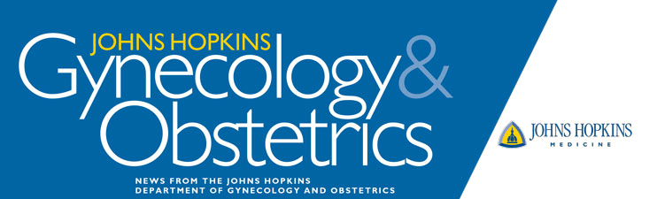 johns hopkins gynecology logo