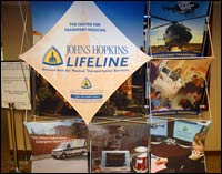 Lifeline Outreach Display
