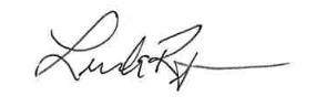 Linda Regan Signature