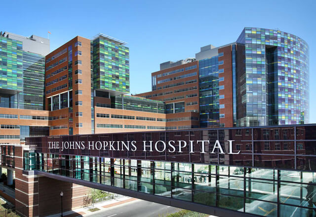 Gastroenterology and Hepatology Services at The Johns Hopkins