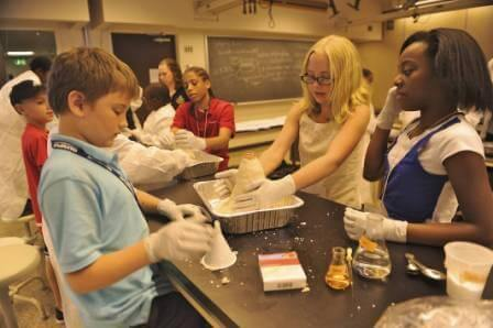 Science Camp 2010