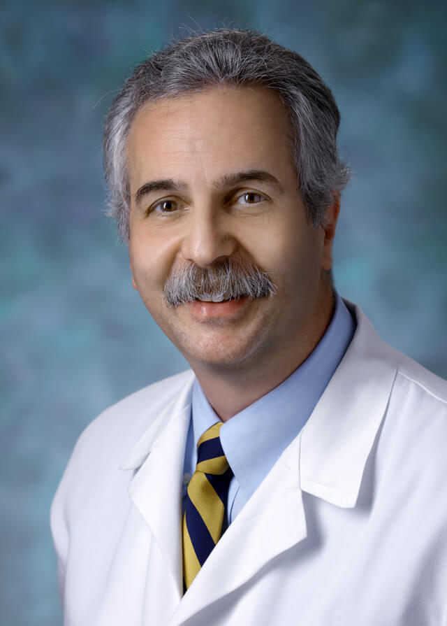 Neurosurgeon Rafael Tamargo