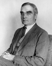 Photo of Justice Learned Hand