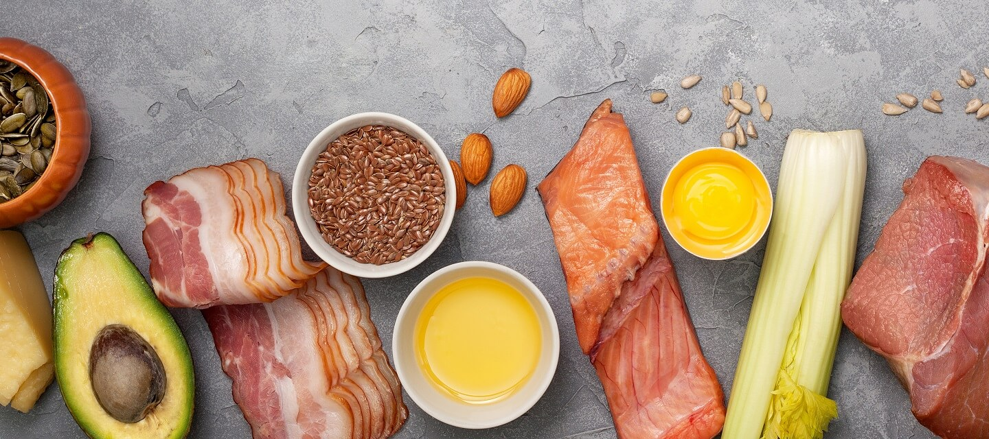 low-carb foods for a ketogenic diet