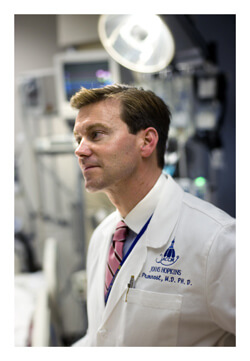 """When good science is applied to patient safety,"" says Peter Pronovost, ""the results can be breathtaking."""