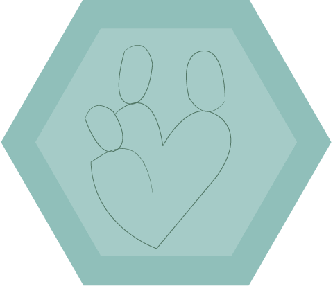 patient and family centered care icon