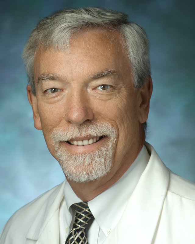 Dennis Rivenburgh, physician assistant