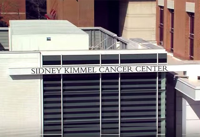 Sidney Kimmel Cancer Center