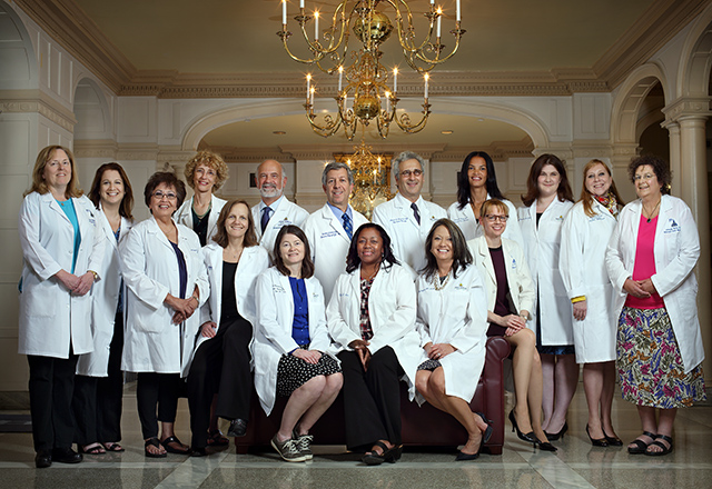 Johns Hopkins maternal-fetal medicine doctors