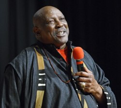 "Lou Gossett captivates his audience at the event that ""has become a beautiful, meaningful, beloved gathering of people of all colors,"" says MLK tribute chair Levi Watkins."