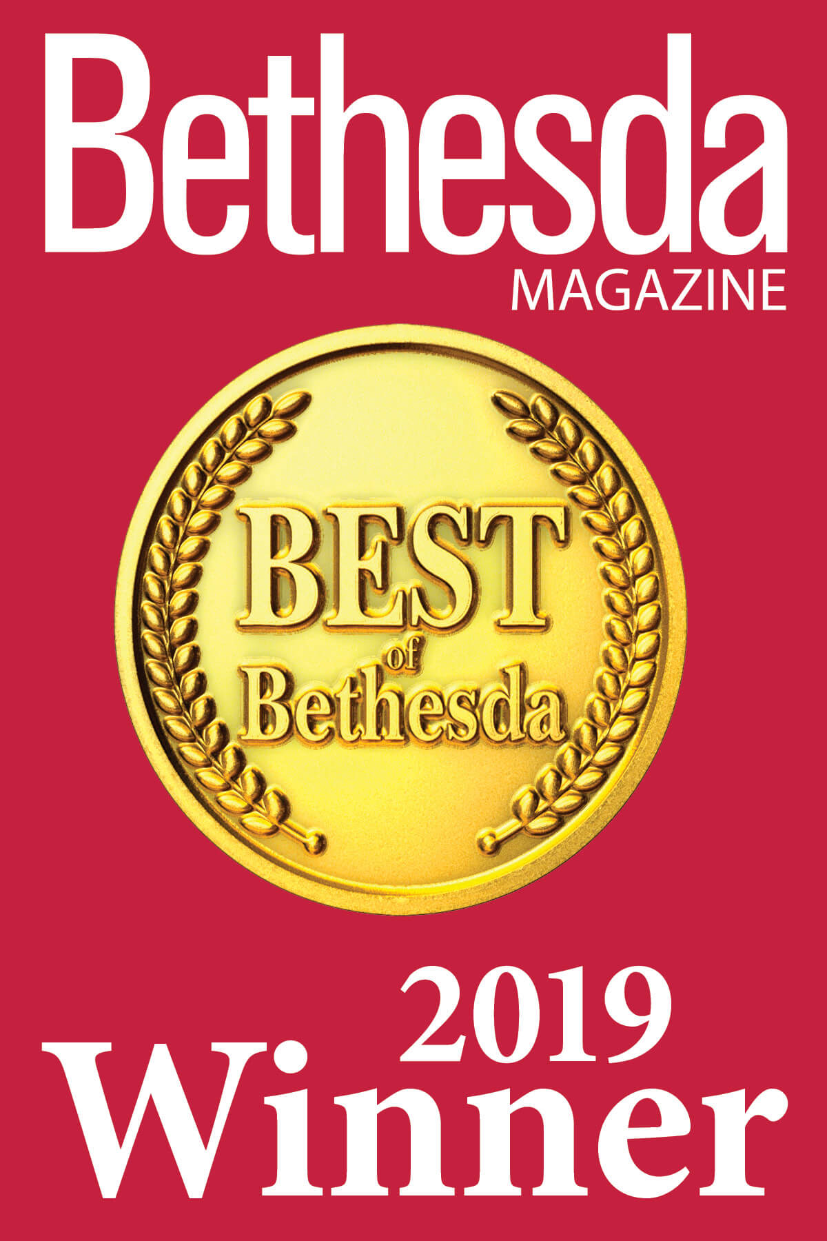 2019 Best of Bethesda - Sibley Best Hospital for Maternity
