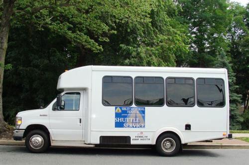 Sibley Shuttle Van