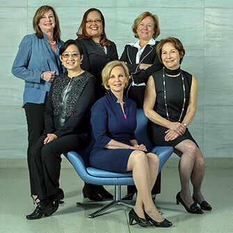 female faculty at Johns Hopkins