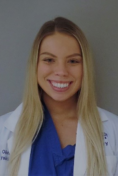 Olivia Leasher - PA surgical residency