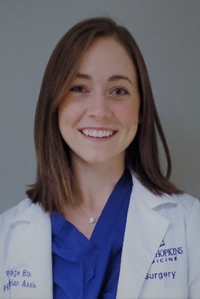 Image of Page Burns - PA surgical residency