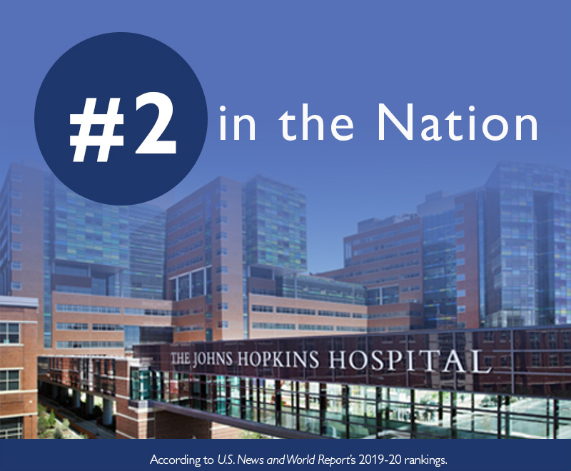 Johns Hopkins Hospital campus