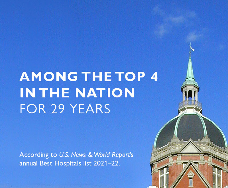 Among the top 4 in the nation for 29 years