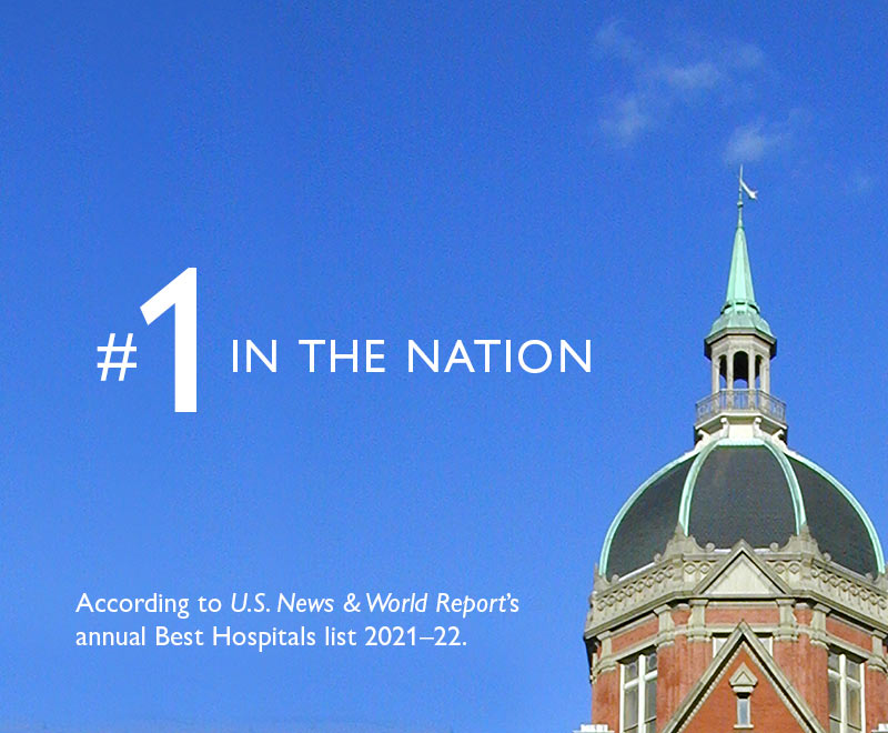#1 in the nation
