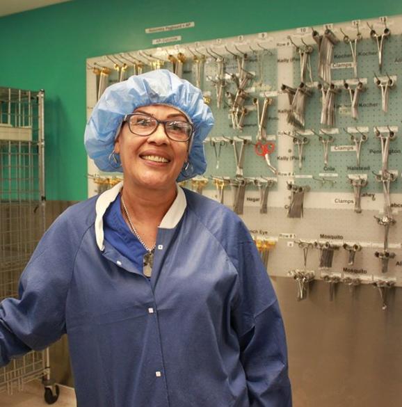 Marguerita Cavanaugh, Instrument Processor