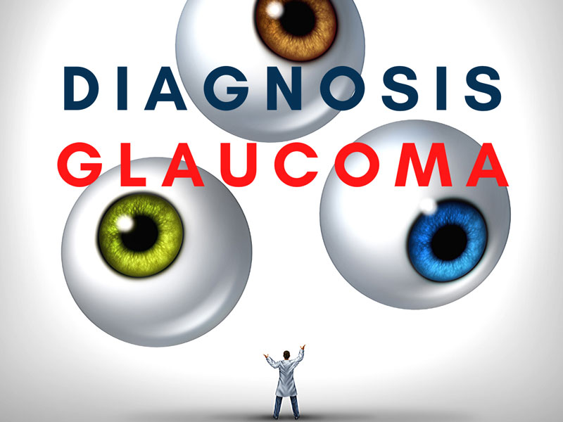 diagnosis glaucoma logo