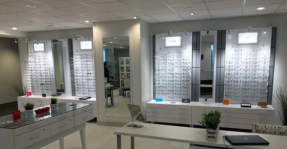 The Wilmer Optical Shop in Bethesda