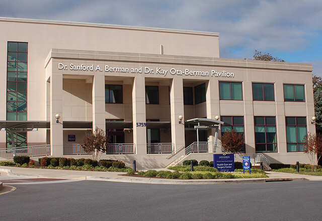 Center for Ambulatory Surgery at Howard County