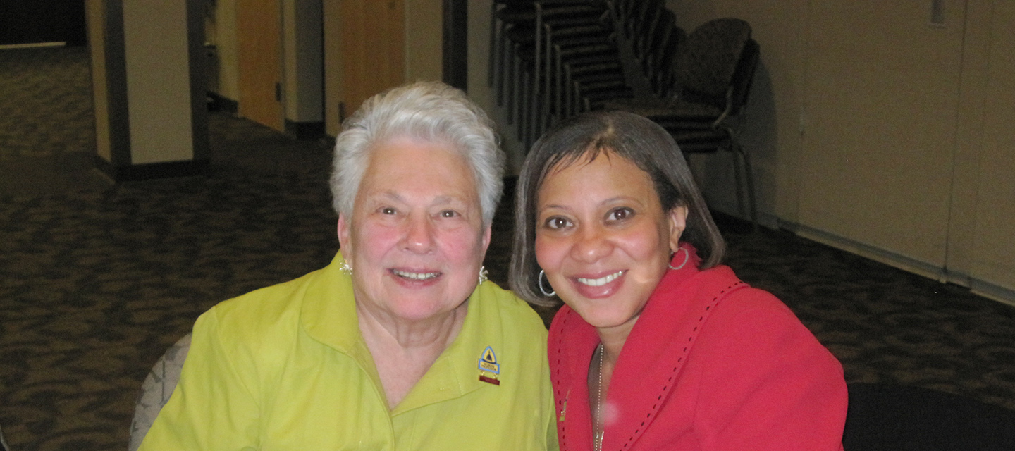 Drs. Barbara Migeon and Lisa A. Cooper